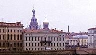 6. Apartamentos San Petersburgo La mejor alternativa a los hoteles de San Petersburgo. Céntrico y confortable