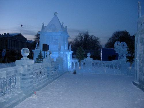 Casa de Hielo, San Petersburgo