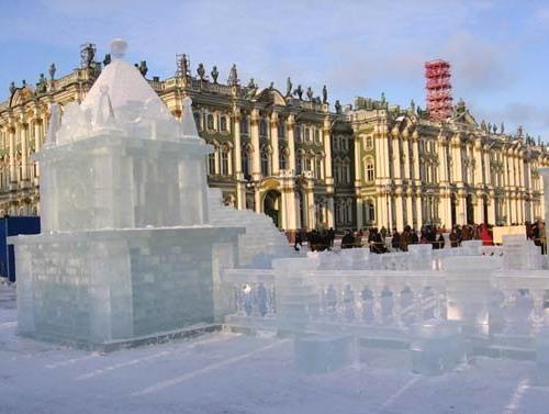 Palacio de Invierno (Hermitage), fotos