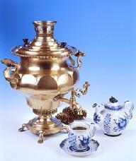 Comida Tradicional Rusa
